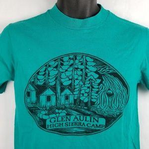 Vintage Glen Aulin High Sierra Camp California